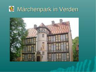 Märchenpark in Verden
