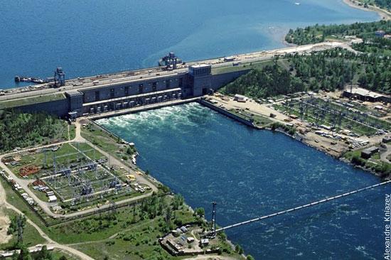 Сибирский энергетик: Иркутская ГЭС