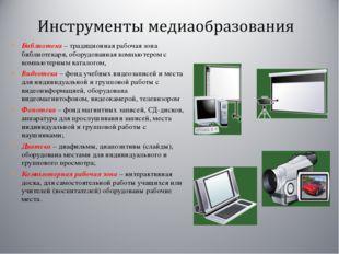 Библиотека – традиционная рабочая зона библиотекаря, оборудованная компьютеро