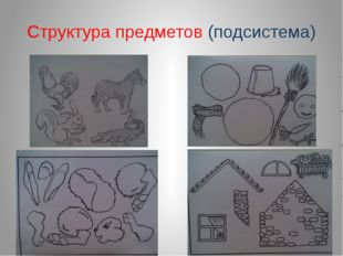 Структура предметов (подсистема)