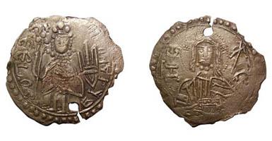 Златники и серебряники Киевской Руси