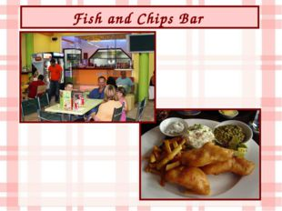 Fish and Chips Bar