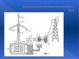 Альтернативные источники электроэнергии ВЭС