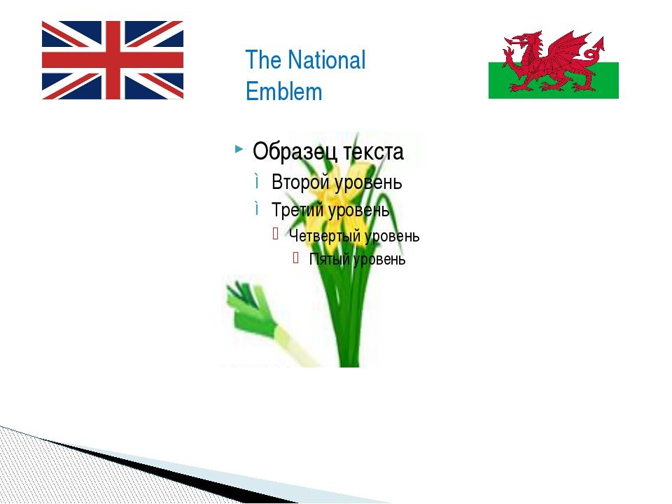 The National Emblem The National Emblem