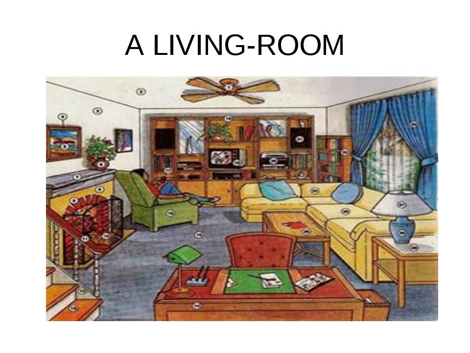 A LIVING-ROOM