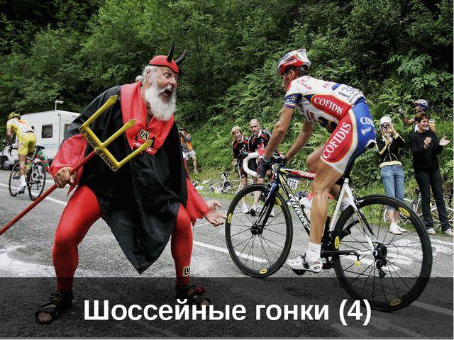 Шоссейные гонки (4)