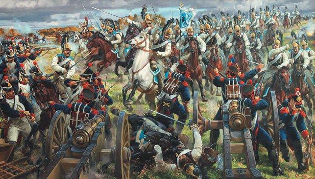 1812-2012: историческое значение Бородинской битвы для русского народа