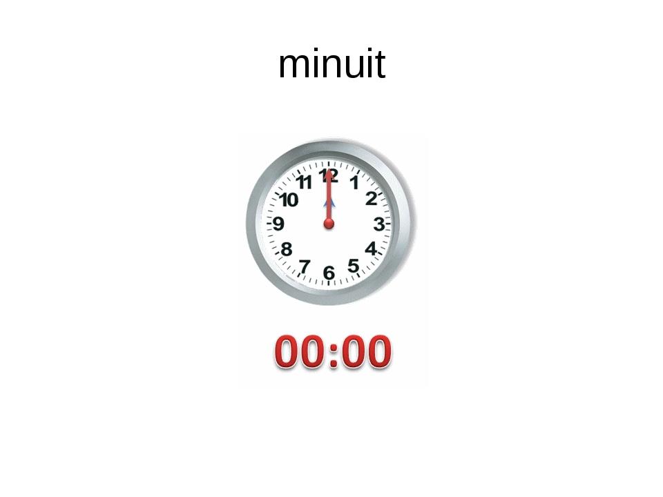 minuit