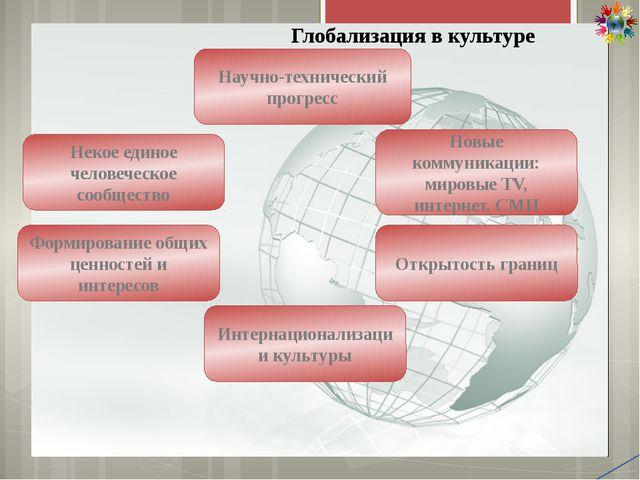 Презентацию глобализация современного общества 10 класс