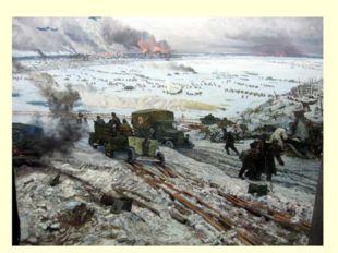 Войскам Ленинградского и Волховского фронта дан приказ: перейти в наступление