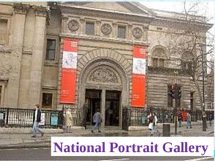 Why is the British Museum a national treasure house? National Portrait Gallery