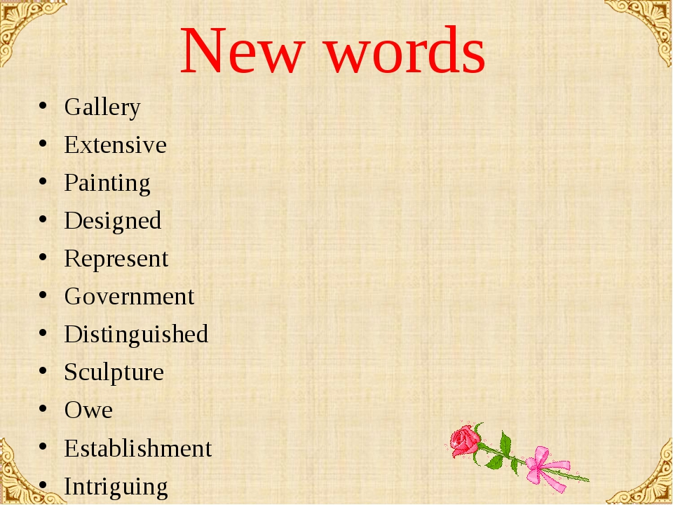 New words Gallery Extensive Painting Designed Represent Government Distinguis...