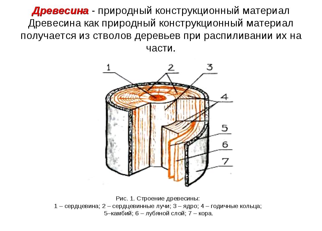 Реферат древесина как строительный материал 6889