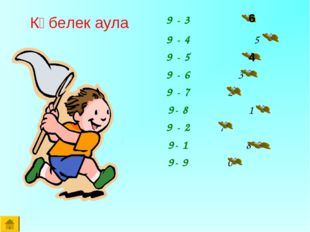 Көбелек аула 6 4 9 - 3 9 - 4 5 9 - 5 9 - 6 3 9 - 7 2 9- 8 1 9 - 2 7 9-