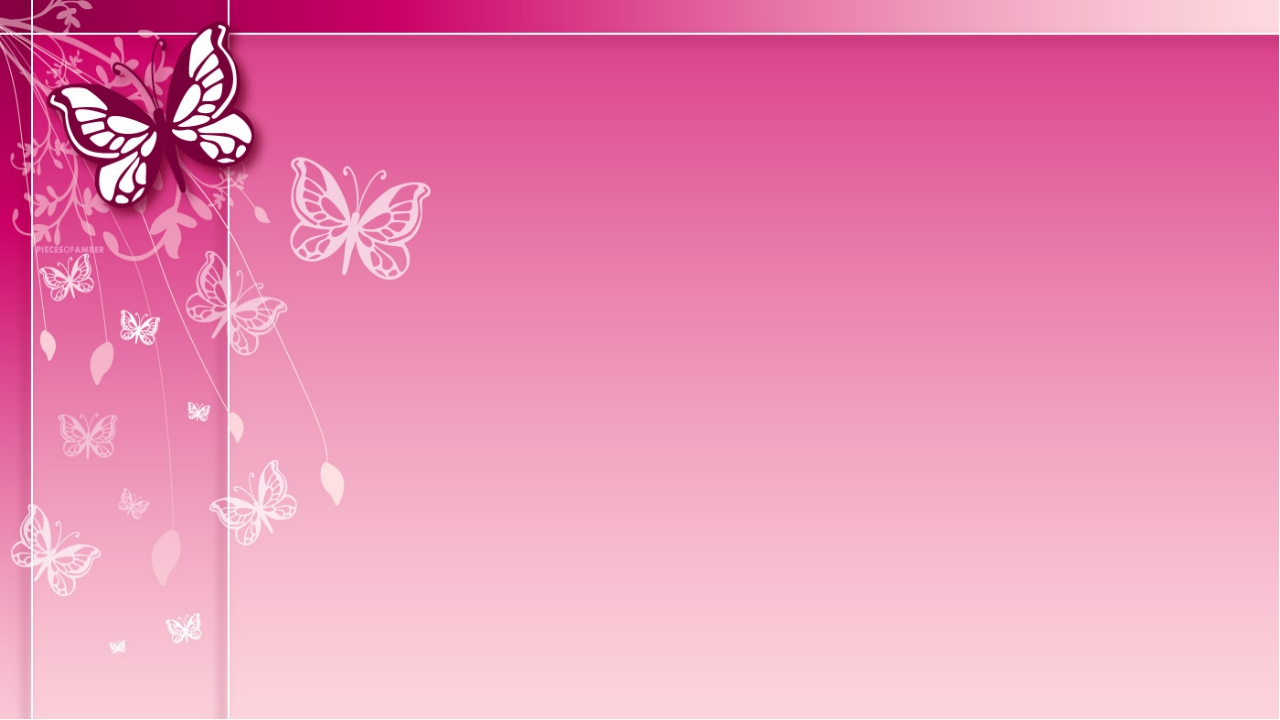 шаблоны для презентации в розоом цвете