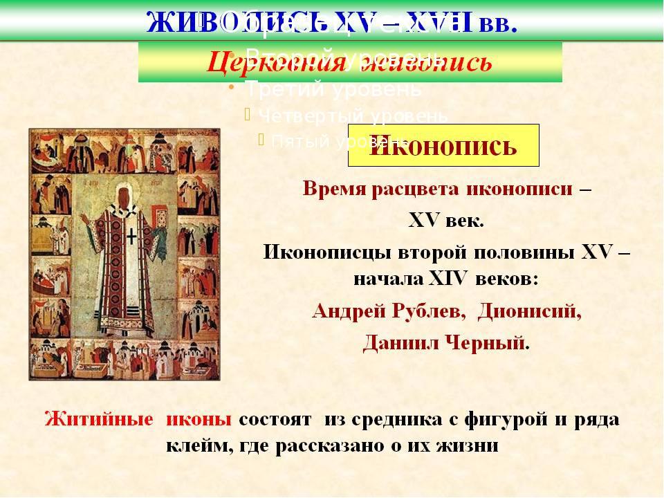 вот, женщина иконописцы 17 века в россии реферат ролях: