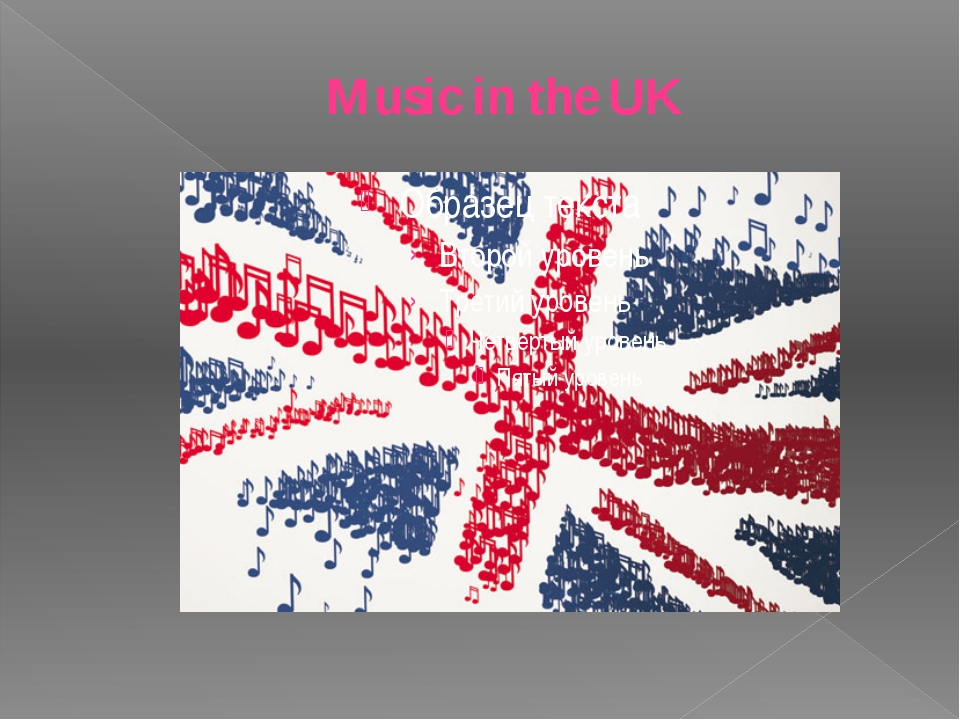 Music in the UK