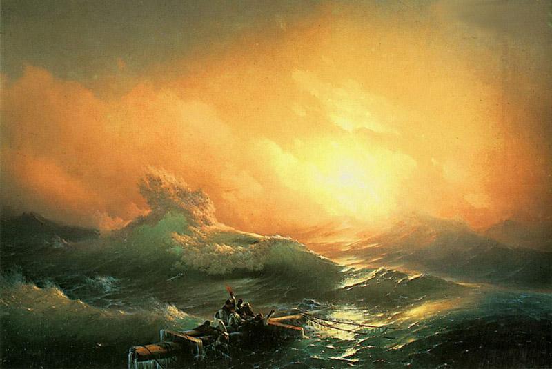 Aivazovskii_Ninth_Wave