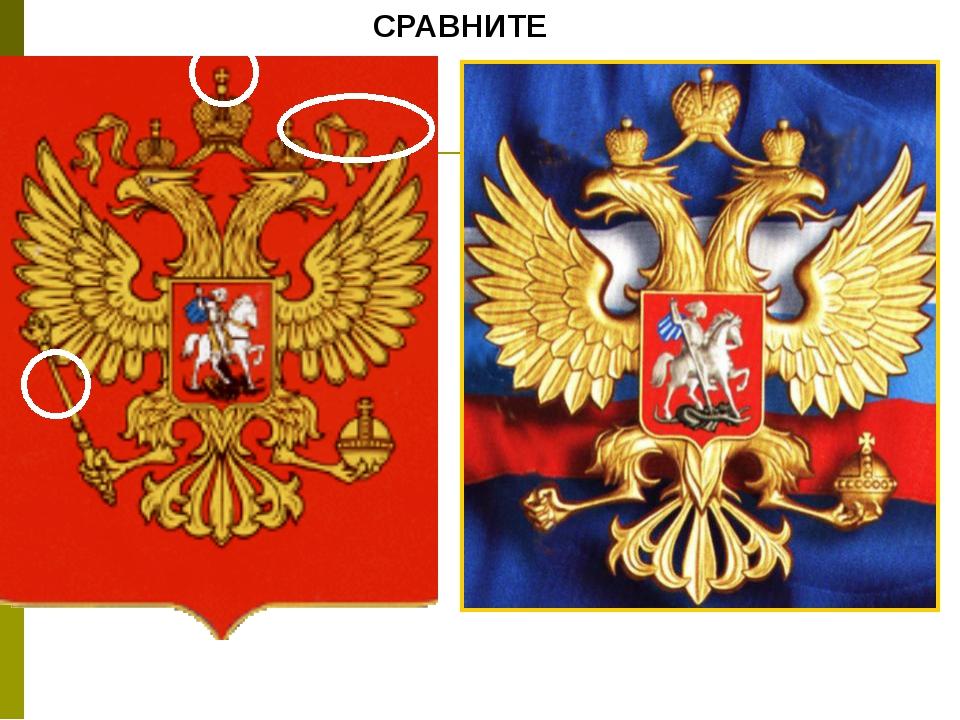 Флаг современной России