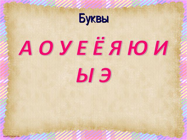 Буквы scul32.ucoz.ru