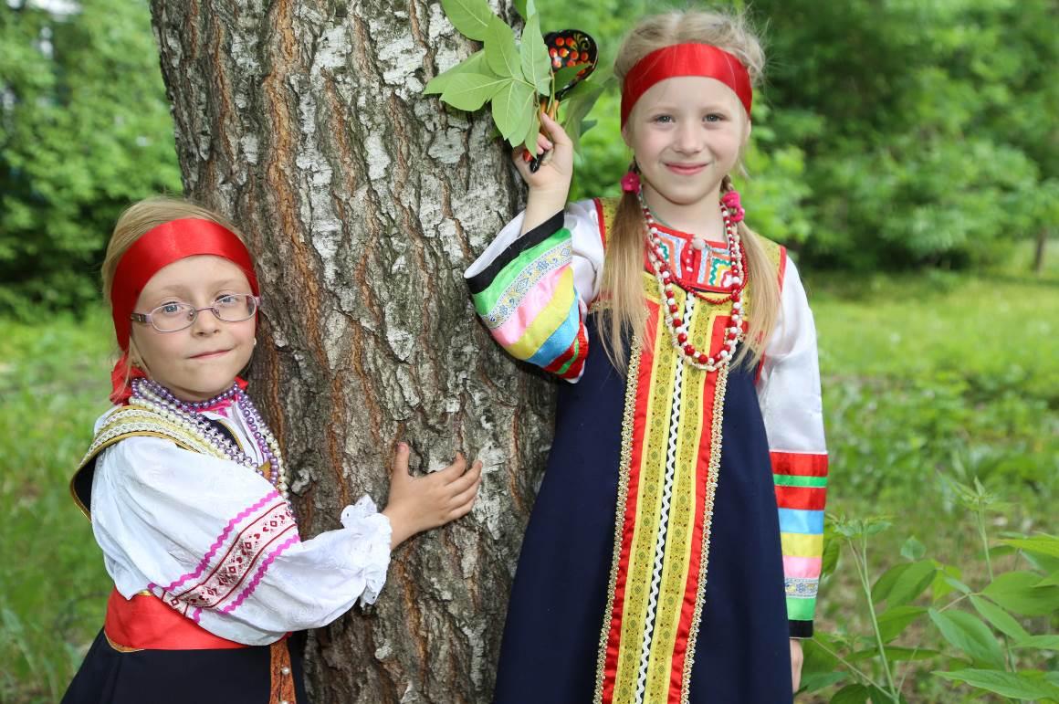 фотографии на темы русско народных костюмов начальной стадии