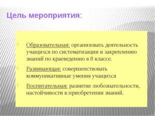 1. Географическое положение (10) Площадь Кировской области