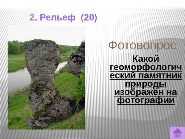 2. Рельеф (50) Какие поделочные камни часто встречаются в руслах рек и по бер...