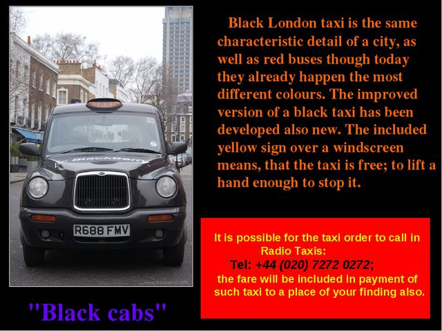 """""""Black cabs"""" Black London taxi is the same characteristic detail of a city, a..."""