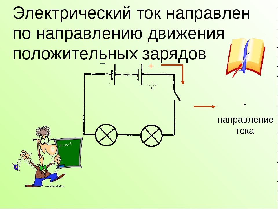 Электрический ток картинка для детей