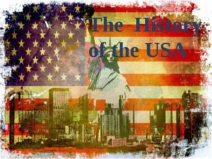 The History of the USA