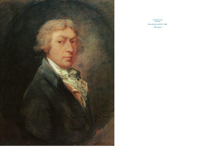 Гейнсборо Томас Гейнсборо Thomas Gainsborough (1727—1788). Автопортрет