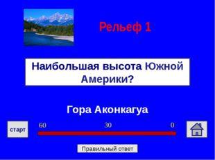 Пираньи Хищные рыбы рек Южной Америки? Природные зоны 1 0 30 60 старт Правил