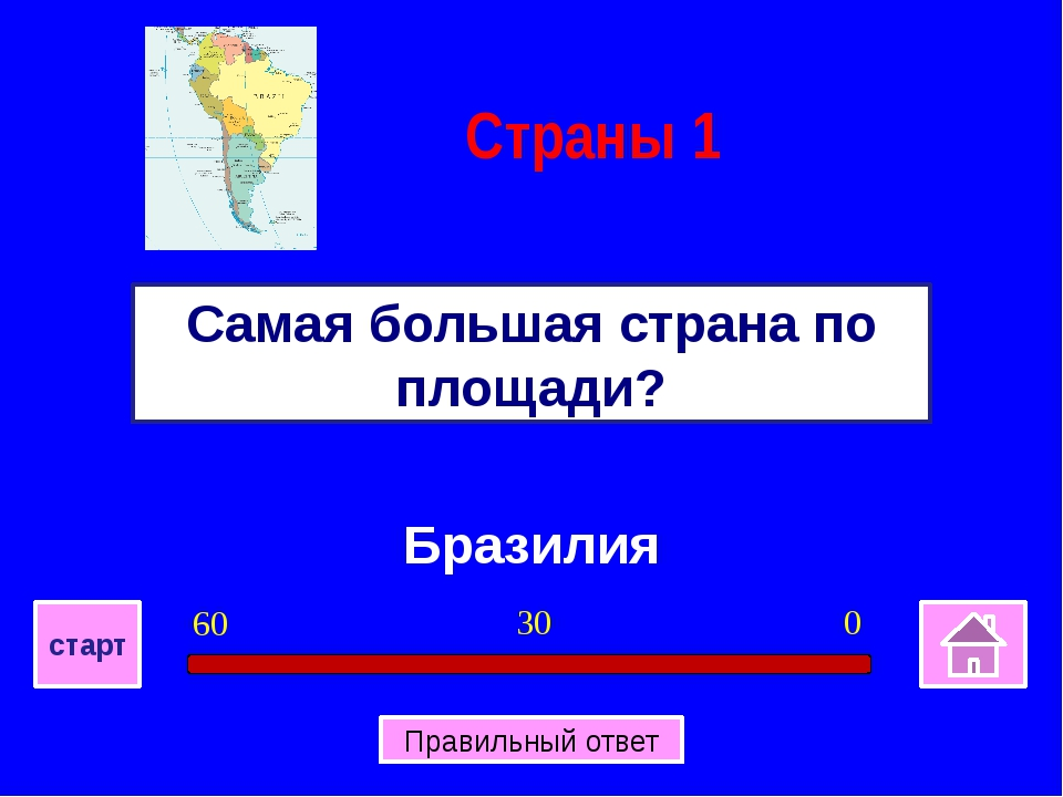 Анды Самая длинная горная цепь на суше? Рельеф 2 0 30 60 старт Правильный от...