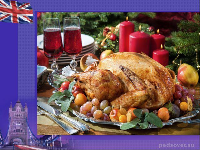Из каких блюд состоит традиционный рождественский ланч
