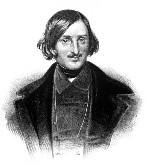 Николай Васильевич Гоголь -- 200 лет со дня рождения