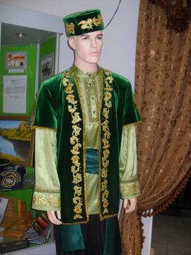 фото национального татарского мужского костюма красивая мамочка