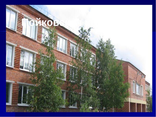Пойковская школа №2