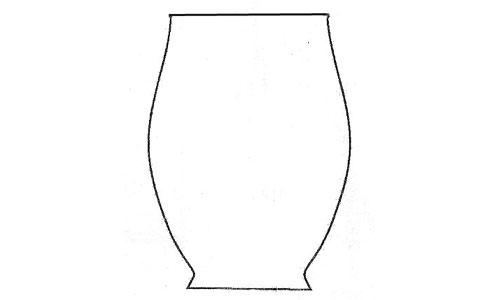 Скачать раскраска ваза