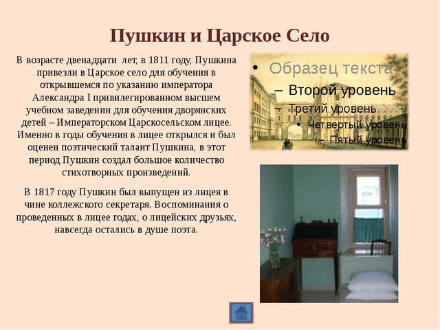 Николай Алексеевич Некрасов (1821 – 1877) Музей заповедник Некрасова «Караби...