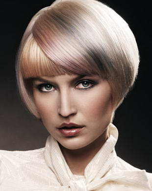 Модная стрижка для коротких волос 2010 - фото 3