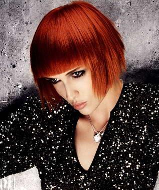 Модная короткая стрижка 2010 - фото 1