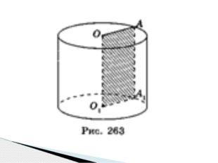 Отрезок перпендикуляра H, опущенный из любой точки верхнего основания на плос