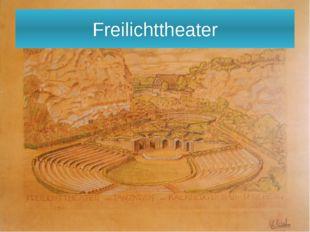 Freilichttheater