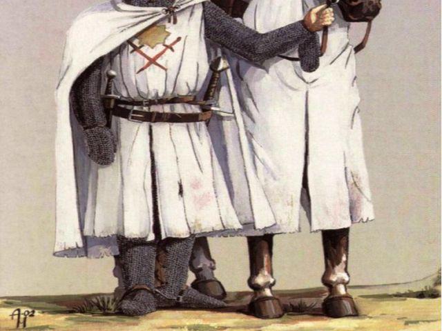 Деятельность Ордена братьев-рыцарей Христовых, учреждённого по инициативе пол...
