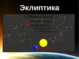 Эклиптика