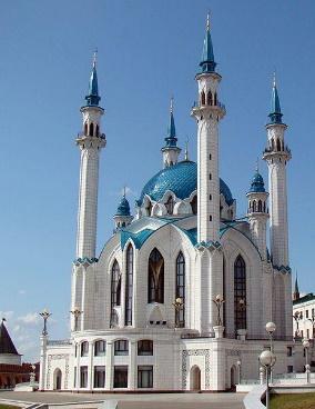 Мечети Казани - Достопримечательности - Казань - Каталог статей - Городские путешествия