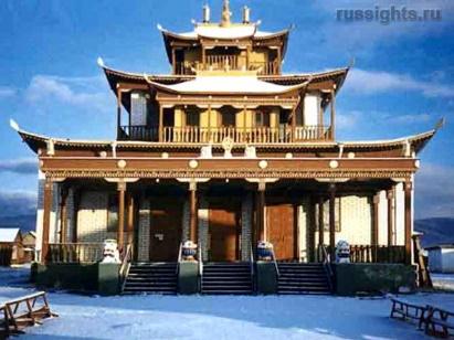 Le Bouddhisme en Russie - Buddhachannel : le portail du bouddhisme dans le monde