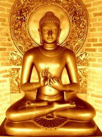 God Of Buddhism