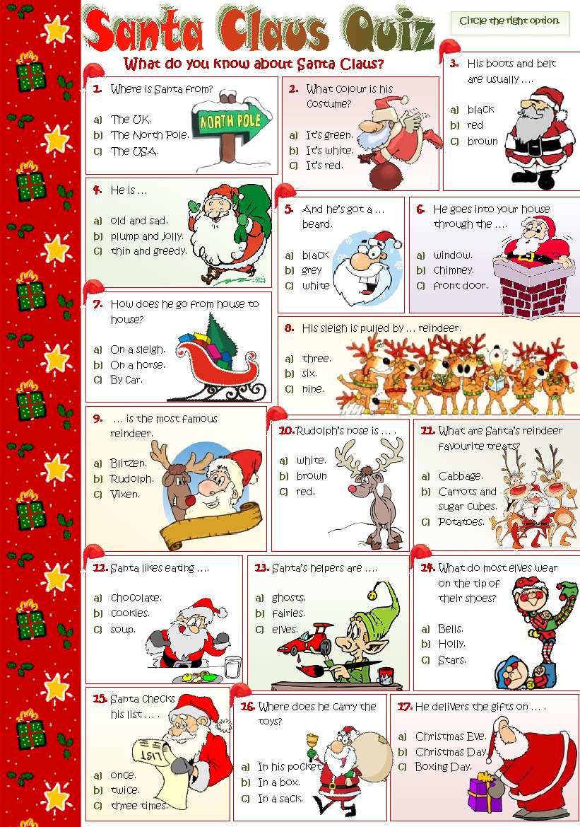 Слова на новый год на английском языке