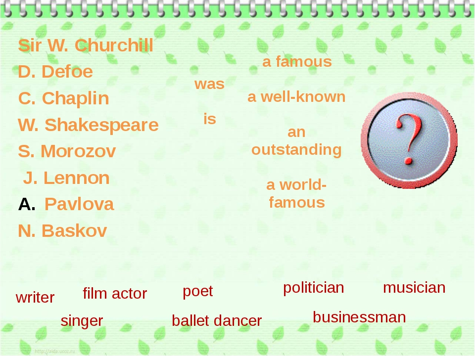 writer film actor politician singer ballet dancer poet businessman musician S...
